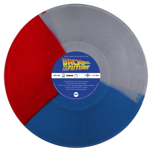 Back To The Future Music From The Motion Picture vinyl
