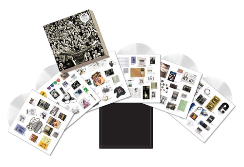 Beautiful Ones The Best Of Suede deluxe vinyl box set