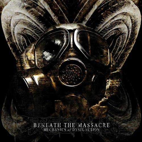 Beneath The Massacred Mechanics Of Dysfunction vinyl