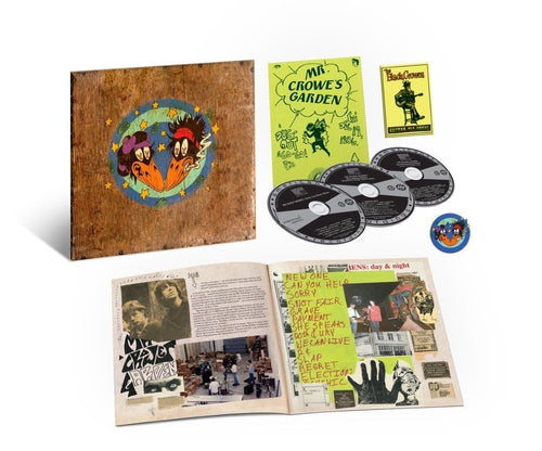 Black Crowes Shake Your Money Maker 30th Anniversary Deluxe CD set