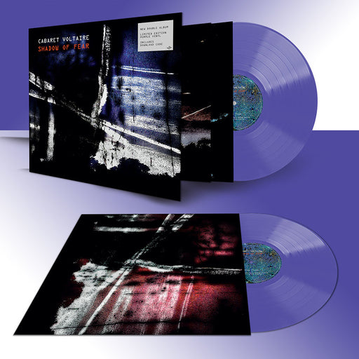 Cabaret Voltaire Shadow Of Fear purple vinyl