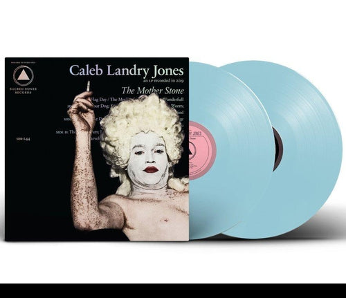 Caleb Landry Jones The Mother Stone blue vinyl