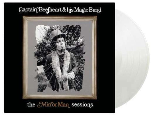 Captain Beefheart And His Magic Band The Mirror Man Sessions vinyl