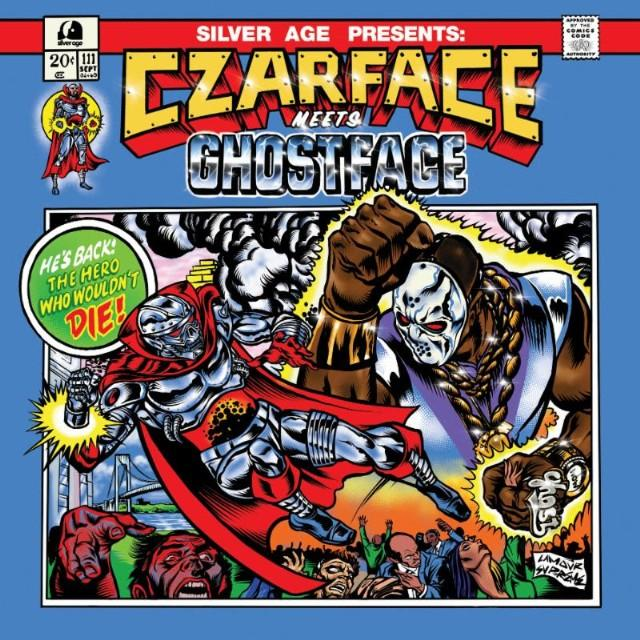 Czarface - Czarface Meets Ghostface - Records - Record Culture