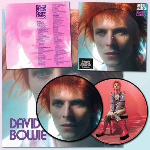 David Bowie Space Oddity Picture Disc vinyl