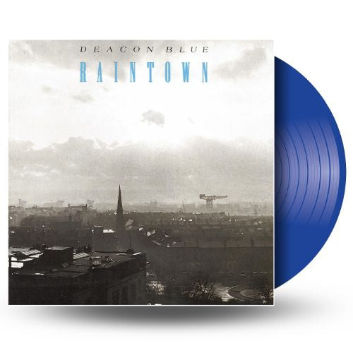 Deacon Blue Raintown blue vinyl