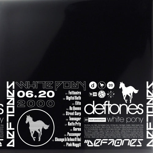 White Pony (20th Anniversary Deluxe Edition)