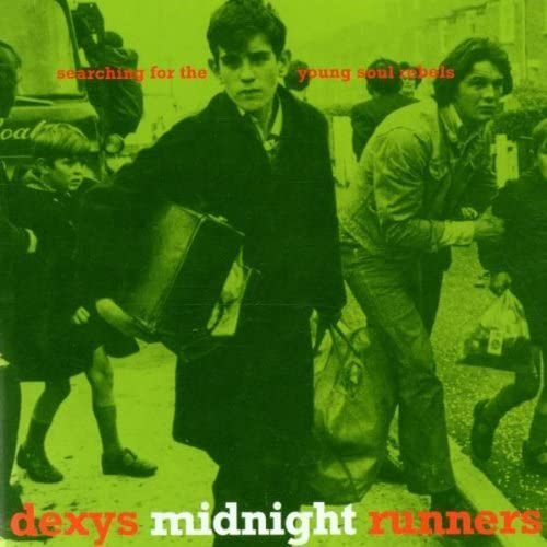 Dexy's Midnight Runners Searching For The Young Soul Rebels vinyl