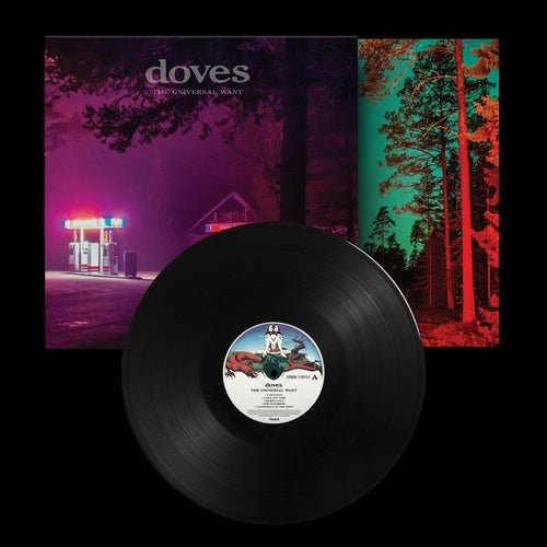 Doves The Universal Want vinyl