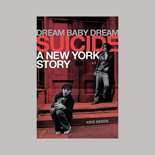 Dream Baby Dream Suicide A New York Story book