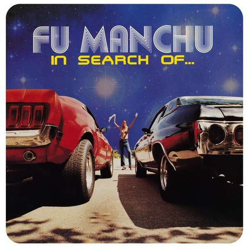 Fu Manchu In Search of Deluxe Edition vinyl