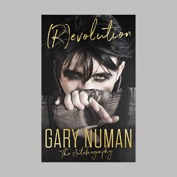 Gary Numan Revolution book