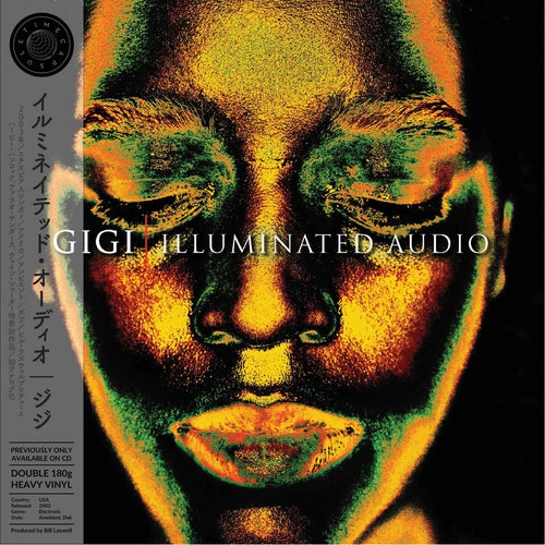 Gigi Illuminated Audio vinyl