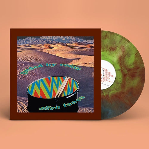 Guided By Voices Alien Lanes vinyl multicoloured
