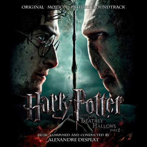 Harry Potter and the Deathly Hallows Part 2 soundtrack vinyl