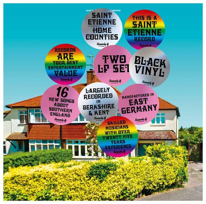 Saint Etienne - Home Counties - Records - Record Culture