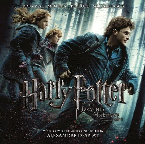 Harry Potter and the Deathly Hallows Part 1 soundtrack vinyl