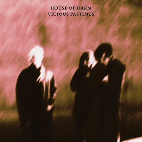 House Of Harm Vicious Pastimes vinyl