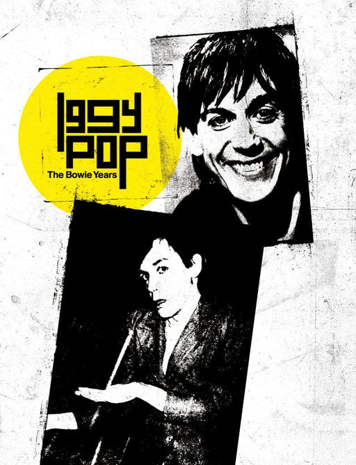 Iggy Pop - The Bowie Years Box Set