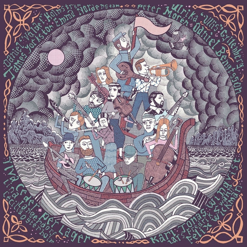 James Yorkston and The Second Hand Orchestra-The Wide, Wide River-vinyl