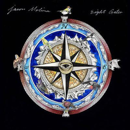 Jason Molina Eight Gates vinyl