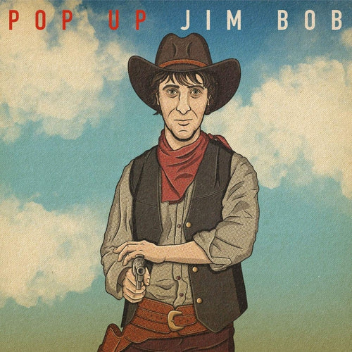Jim Bob Pop Up Jim Bob CD