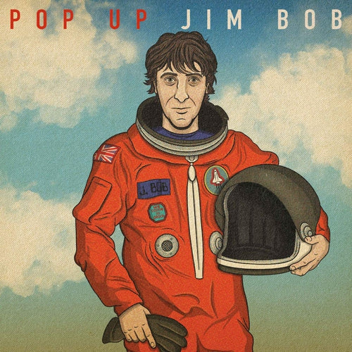 Jim Bob Pop Up Jim Bob vinyl