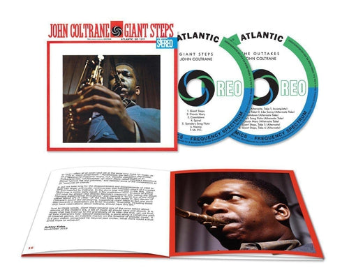 John Coltrane Giant Steps CD