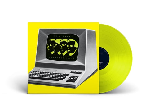 Kraftwerk Computer World yellow vinyl