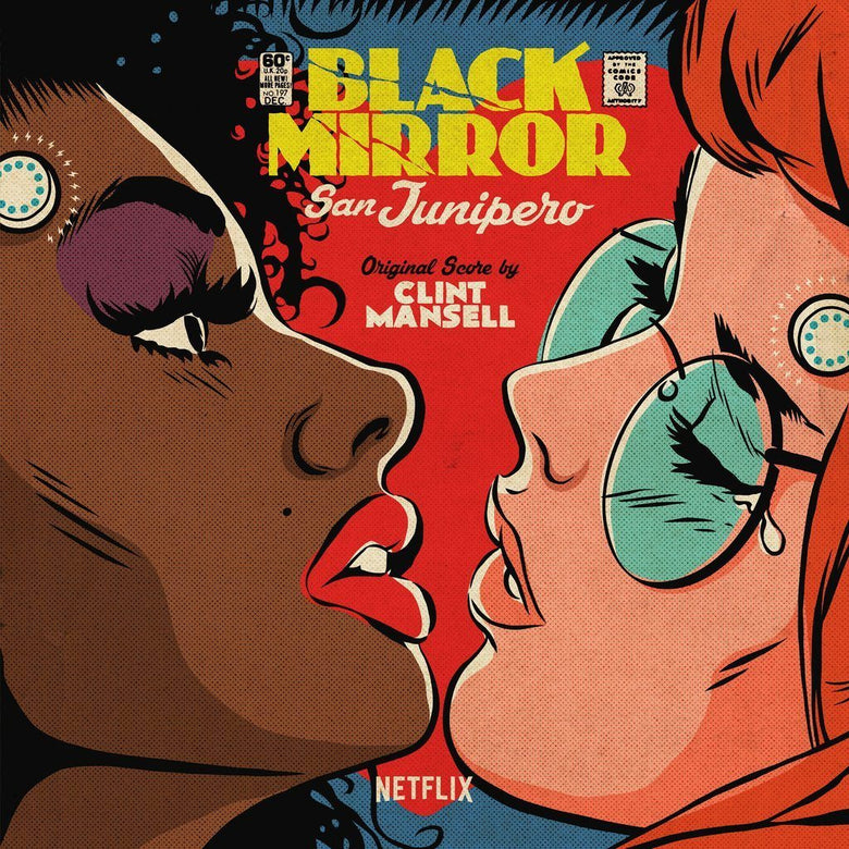Clint Mansell - Black Mirror: San Junipero - Records - Record Culture