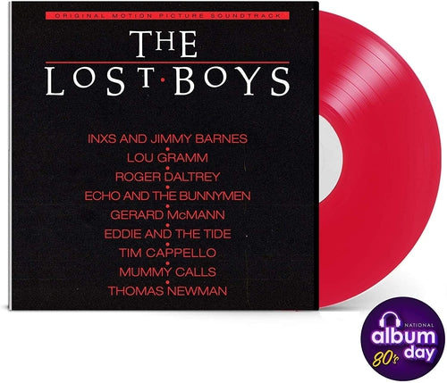 Lost Boys Soundtrack vinyl