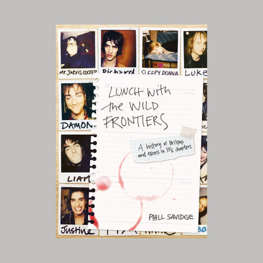 Lunch With The Wild Frontiers book