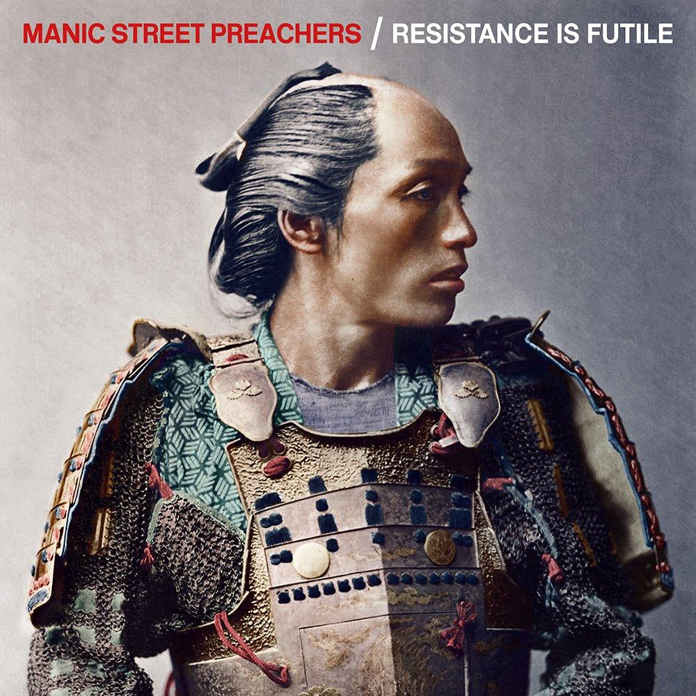 Manic Street Preachers - Resistance Is Futile - Records - Record Culture