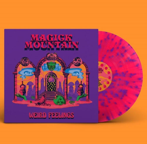 Magick Mountain Weird Feelings vinyl