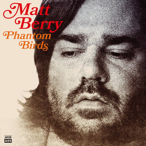 Matt Berry Phantom Birds vinyl
