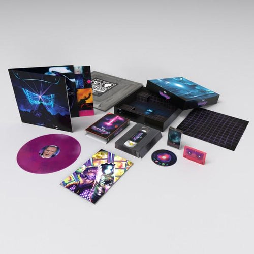Muse Simulation Theory Deluxe Film Box Set vinyl