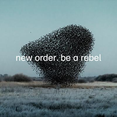 New Order Be A Rebel vinyl