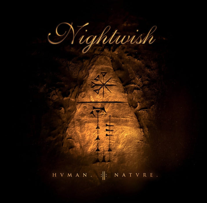 Nightwish Human Nature vinyl