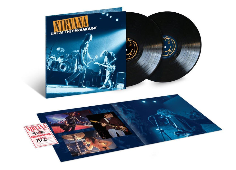 Nirvana - Live At The Paramount - Records - Record Culture