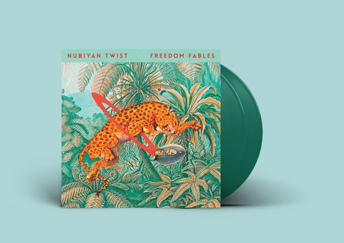 Nubiyan Twist-Freedom Fables-Green vinyl