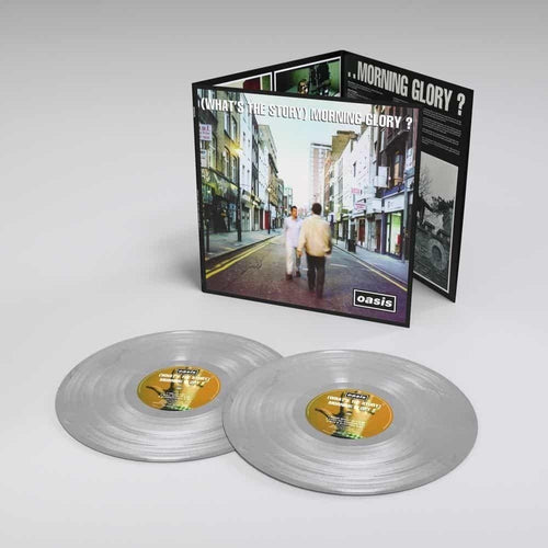 Oasis What's The Story Morning Glory 25th Anniversary vinyl