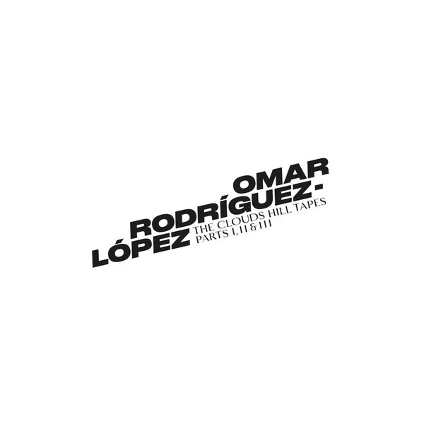 Omar Rodriguez Lopez The Clouds Hill Tapes vinyl