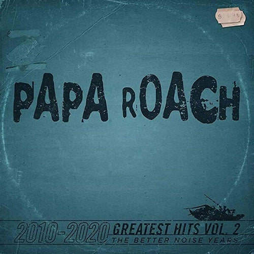 Papa Roach Greatest Hits Vol.2 vinyl