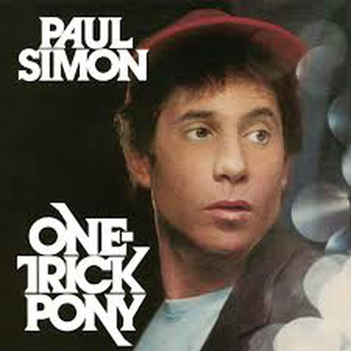 Paul Simon One Trick Pony vinyl