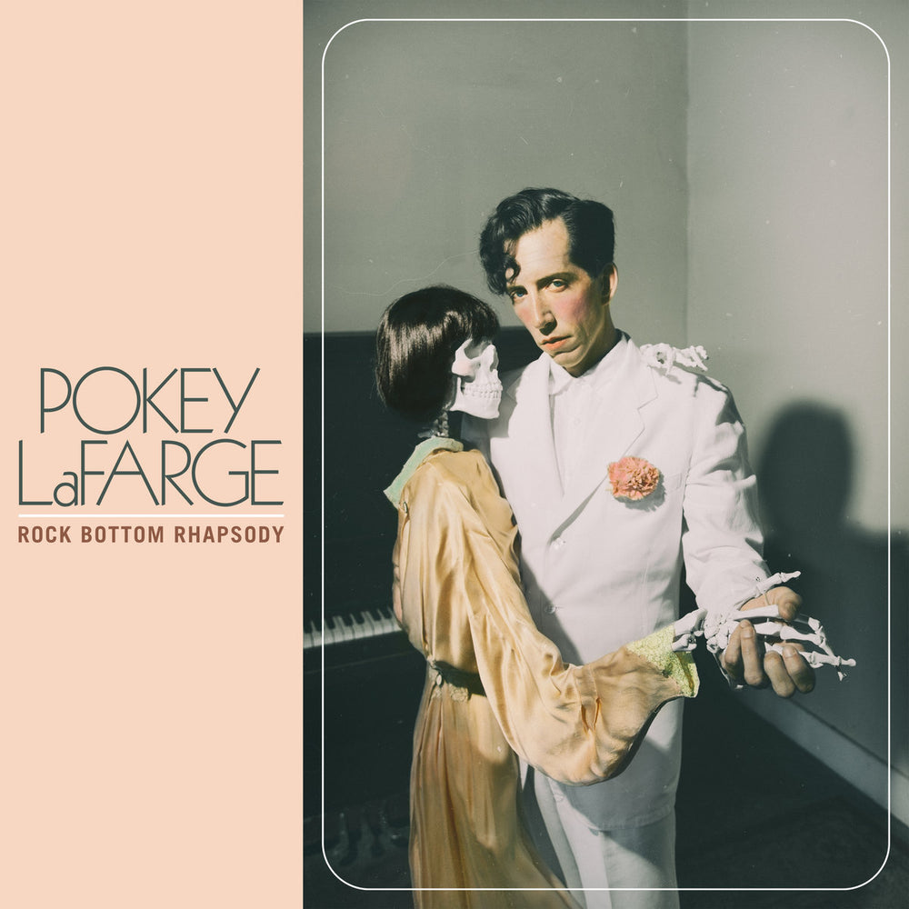 Pokey LaFarge Rock Bottom Rhapsody vinyl