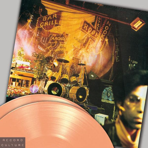 Prince Sign O The Times peach vinyl
