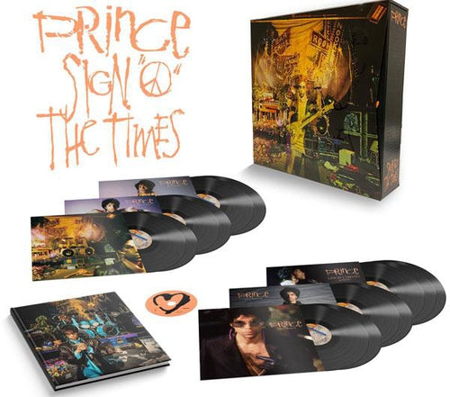 Prince Sign O The Times vinyl boxset