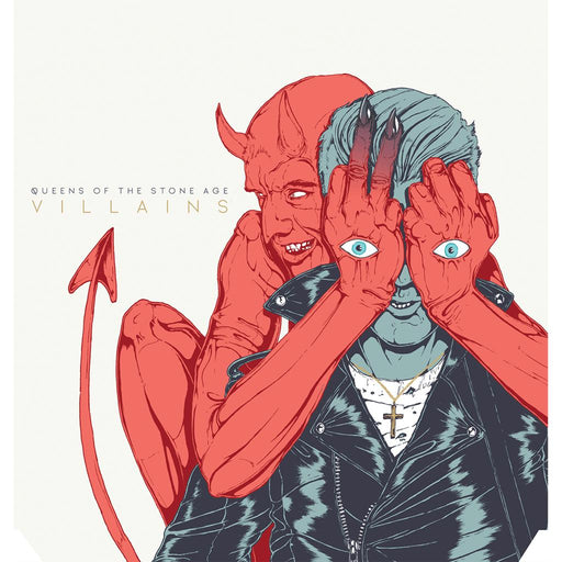 Villains Records Queens Of The Stone Age