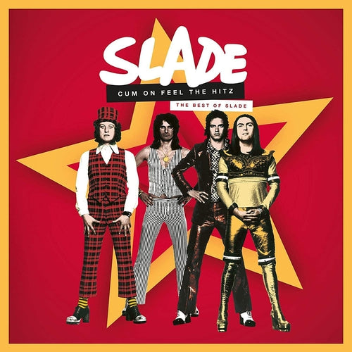 Slade Cum On Feel The Hitz vinyl
