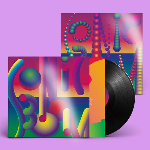 Sonic Boom All Things Being Equal foil sleeve vinyl